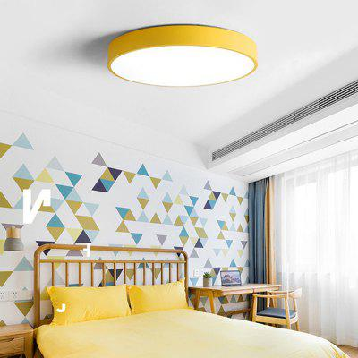 30cm 18W Ultra-thin Simple LED Ceiling Lamp for Bedroom