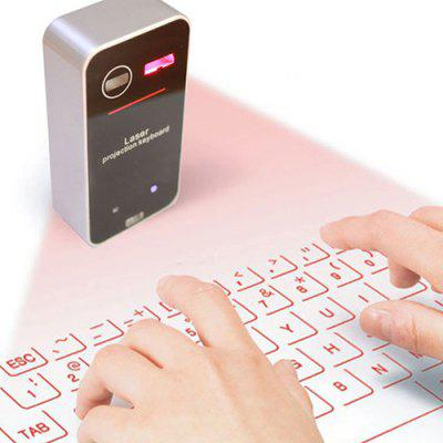KB560S Laser Laser Projection Bluetooth Keyboard