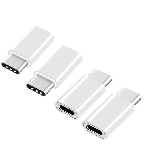 Type-C To Micro USB Data Charging Sync Adapter 4pcs