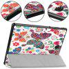 Etui na tablet Kabura Ultra-cienki uchwyt do tabletu Samsung Tab S4 10.5 T830 / T835 - MULTI-B
