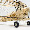 Dancing Wings Hobby S19 De Havilland Tiger Moth RC Airplane - BURLYWOOD