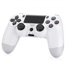 gocomma PS4 Wireless Gamepad - WHITE
