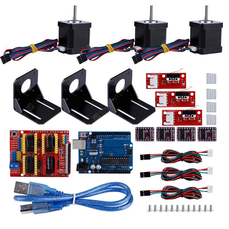 Professional CNC Module Kit Stepper Motor Drive For UNO R3 For Arduino