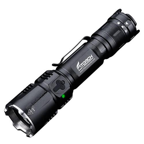 Fitorch MR26 XHP-35 Flashlight