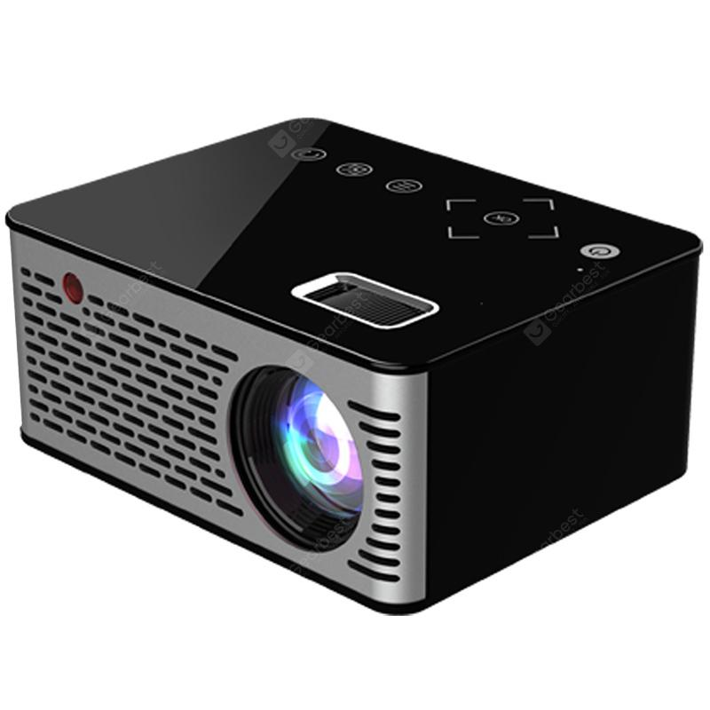 T200 LCD Home Theater Projector - Black US Plug