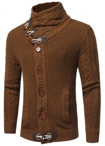 330813571d Mens Sweaters   Cardigans - Crew Neck Sweater and Black Cardigan ...