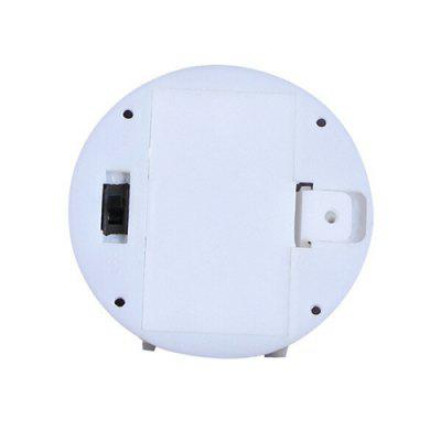 Diameter 6.8cm LED Low Voltage Light Fittings 2 AA Round Base Battery Box