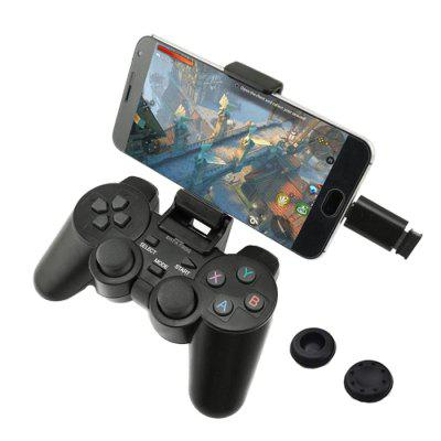 Data Frog Wireless Gamepad for Android Phone / PC / PS3 / TV Box Joystick 2.4G Joypad Game Controller