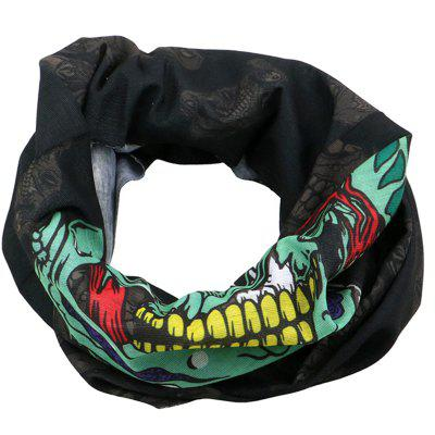 Multi-function Outdoor Motorcycle Tactical Mask Scarf