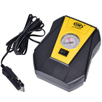 CZK - 3613 Portable Electric Car Tire Inflator Pump 12V for Outdoor Emergency