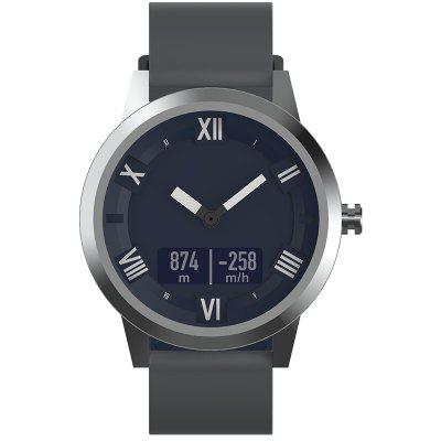 Lenovo Watch X Plus Double Layers Silicone Smart Watch Sports Version Image