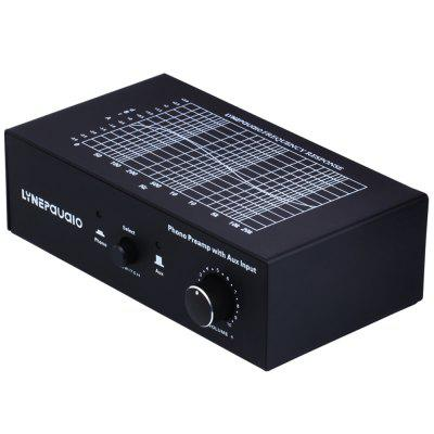 LYNEPAUAIO B855 Signal Amplifier with Auxiliary Input and Volume Control