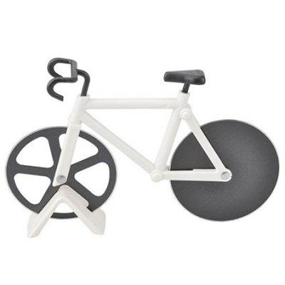 Stainless Steel Bicycle Shape Pizza Cutter Baking Tool