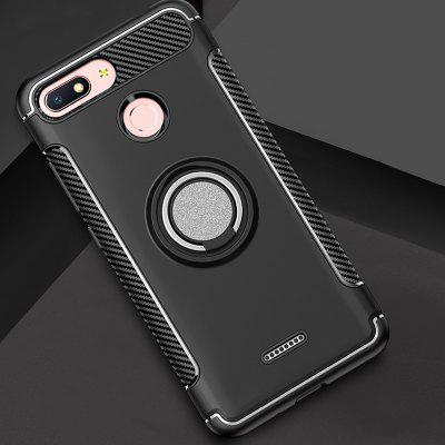 Luanke Ring Armor Fall Phone Case dla Redmi 6