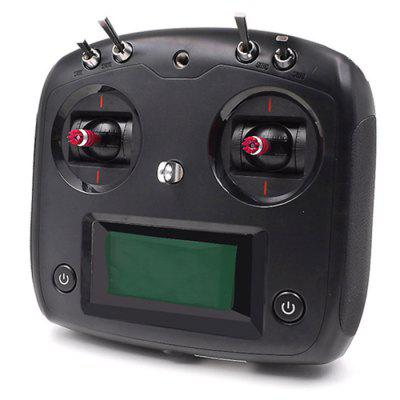 Flysky I6S Remote Control with Receiving Aircraft Model