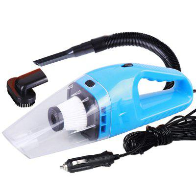 Super Power Wet And Dry Car Vacuum Cleaner 120W