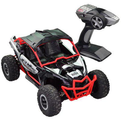 DC707 2.4G 20km/h 4WD High Speed Off-road RC Car