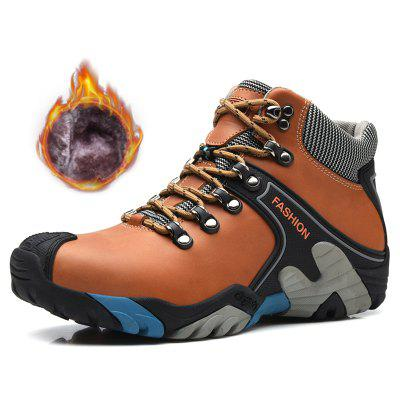 Men Wearable Warm Outdoor Boots