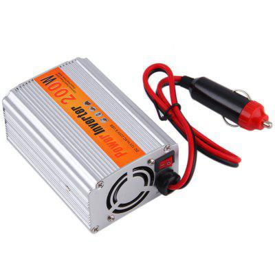 Practical Car Inverter with Cooling Fan / Beep Reminder Function