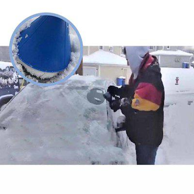 Cone Car Windshield Snow removedor de raspador