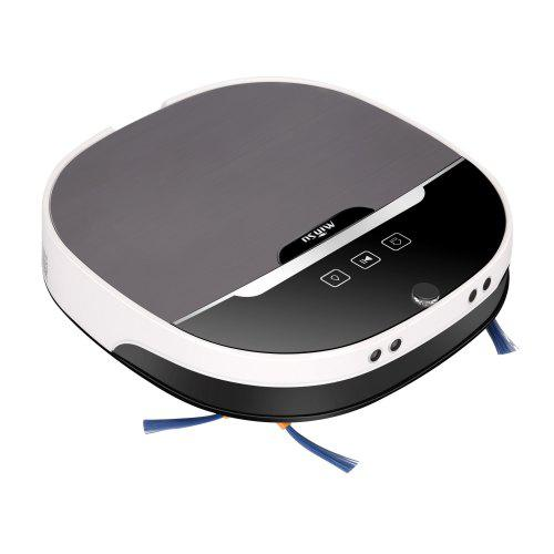 MinSu NV - 01 Intelligent Navigation Voice Control Robot Vacuum Cleaner