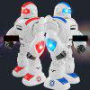 FENGYUAN 27115 Gesture Sensing Singing And Dancing Remote Control Robot Toys - RED