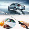High-pressure Power Washer Spray Car Washing Tool - SILVER