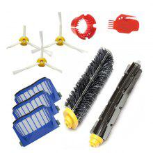 600 Series Filter Rubber Brush Accessories for iRobot Roomba