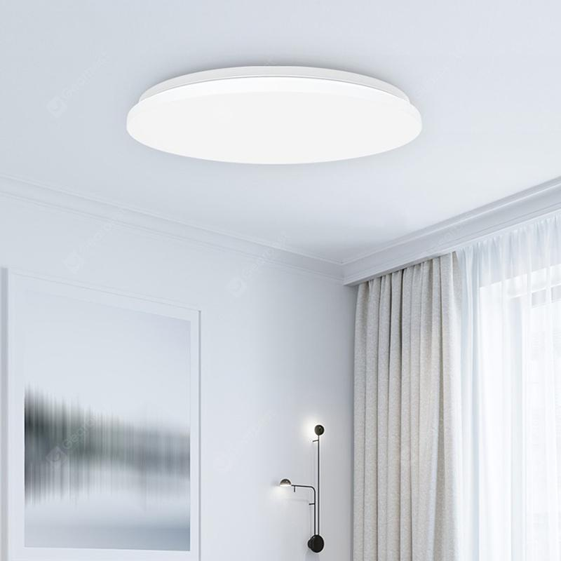 Yeelight YILAI YlXD05Yl 480 Simple Round LED Smart Ceiling Light for Home Star Version ( Xiaomi Ecosystem Product ) - White