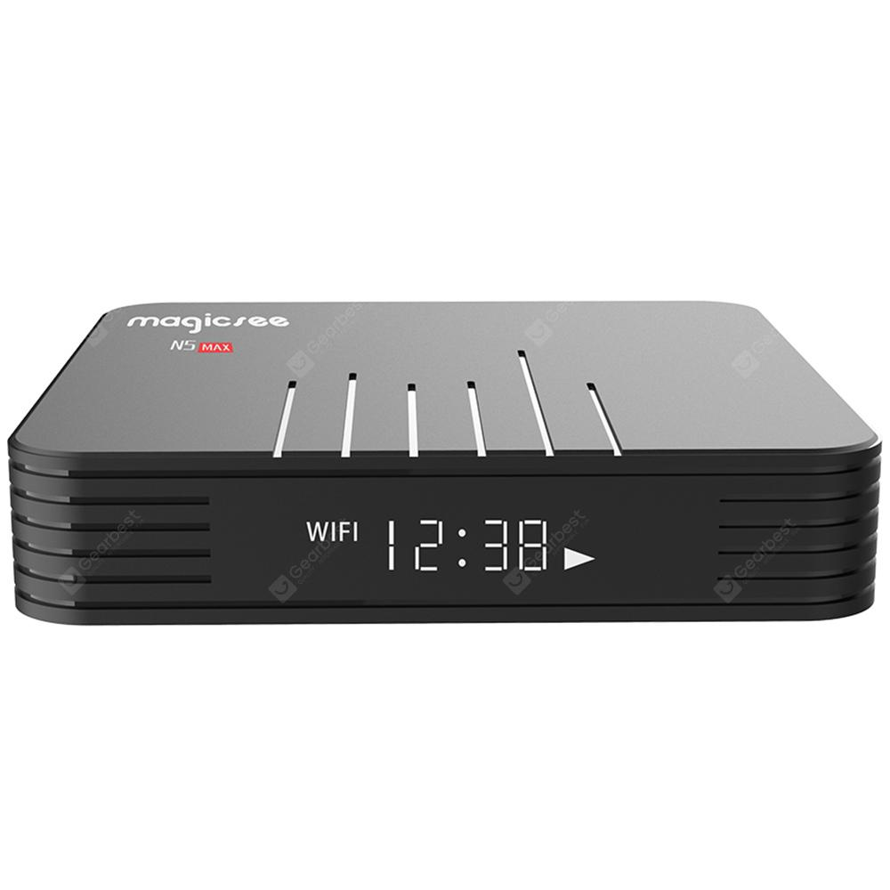 MAGICSEE N5 Max TV Box/2+16G