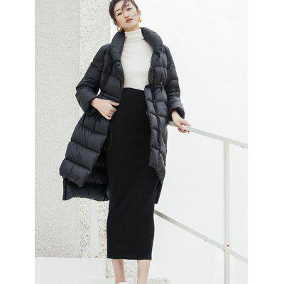 Woman Fashion Long Down Jacket from Xiaomi Youpin
