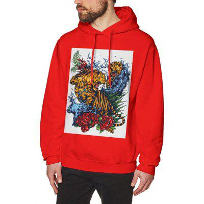 Simple Stylish Men's Hoodie
