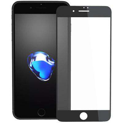 ZK 3D Soft Edge Black Tempered Film voor iPhone 7