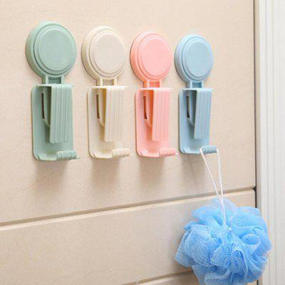 Kitchen Bathroom Toilet Strong Suction Cup Wash Hook