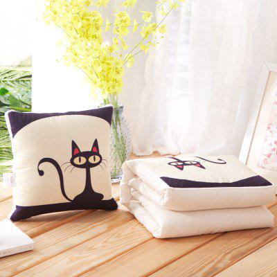 Cute Canapea Pillow Pătură