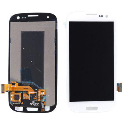 LCD Cellphone Screen Digitizer Assembly Replacement for Samsung Galaxy S3