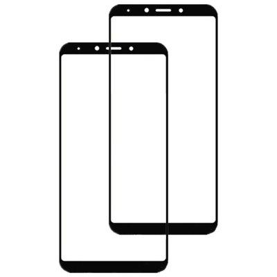 Naxtop Full Screen Tempered Glass Protective Film for Samsung Galaxy A6S 2pcs