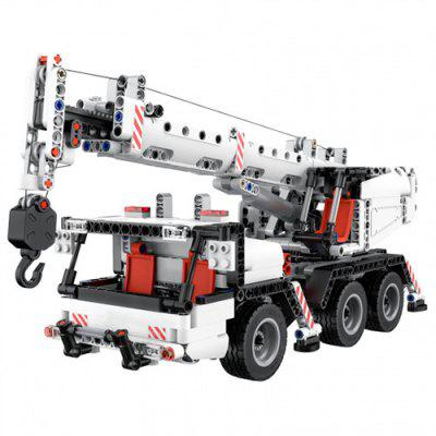 Xiaomi MiTU Building Block Engineering Crane