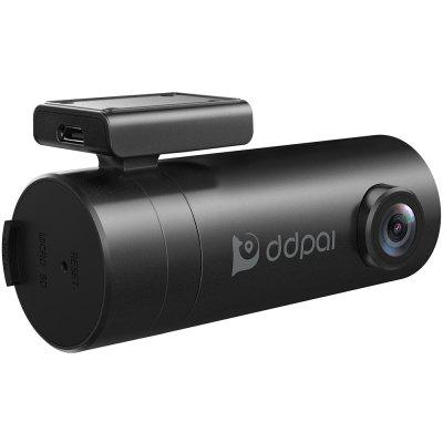 DDPai Mini 1080P 30fps 4-Lane Wide-Angle View Lens Dashboard Car Camera Driving Recorder with G-Sensor Loop Recording WDR Image