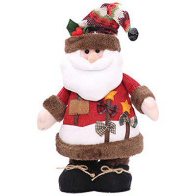 Christmas Old Man Holiday Gift Doll
