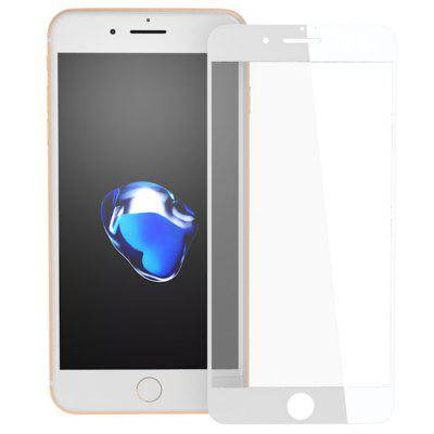 ZK Silk Full Screen Tempered Glass Film für iPhone 8 Plus