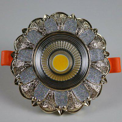 LED Resin Downlight 3W Natural Ceiling Light