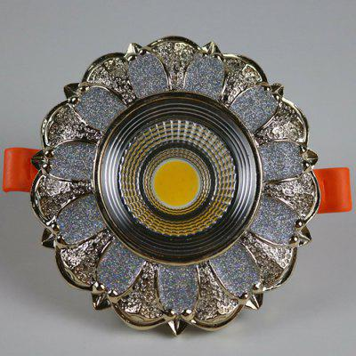 LED European Resin Downlight 5W Ceiling Light