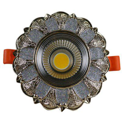 3W Natural White LED Resin Ceiling Light