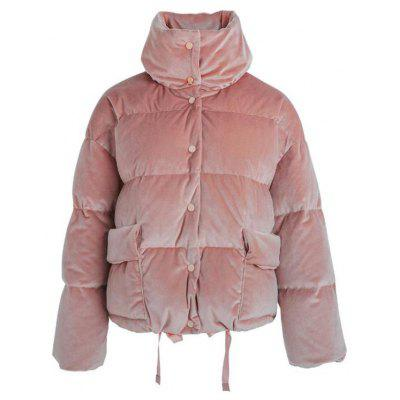 Velvet Short Bread Goose Down Jacket from Xiaomi Youpin