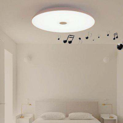 72W Modern Minimalist Bluetooth 4.2 Music Ceiling Lamp for Home