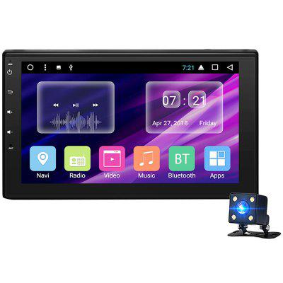 Junsun T36 2 Din Android Car DVD Radio Multimedia Player for Nissan GPS Navigaiton Universal Car Stereo Video Head Unit ( No DVD )