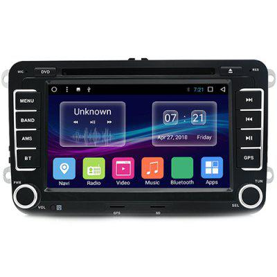 Junsun 2531.A 7-inch 2 Din Android Car DVD Radio Player For VW / Golf / Passat / POLO / Tiguan / Skoda / Fabia / Rapid / Seat / Leon GPS 3G Wifi Auto Radio