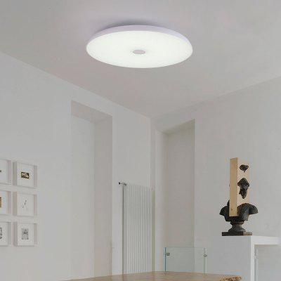 48W Modern Minimalist Bluetooth 4.2 Music Ceiling Light for Home