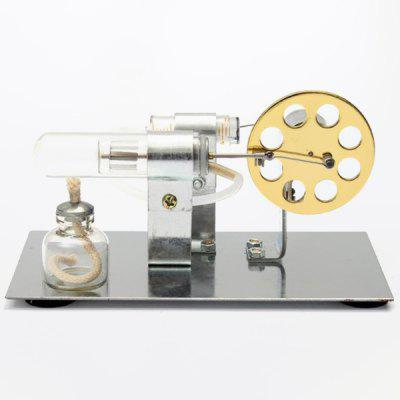 Mini DIY Stirling Engine Model
